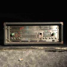 Used Trace Elliot Bass Guitar Amplifier Quatra Valve Discontinued product Rare