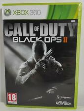 Call Of Duty Black Ops 2 Xbox 360 Game Mint Condition Complete PAL UK