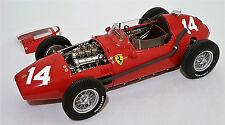 Exoto GPC97218 - Ferrari 246 car #14 Mike Hawthorn 1958 Italian F1 Grand Prix