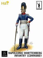 HaT 1/32 Napoleonic Wurttemberg Infantry Command # 9307