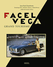 Facel Vega - Grand Tourisme (Facellia II III FV 6 HK 500) Buch book DEUTSCH