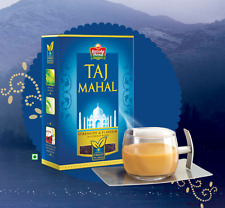 Taj Mahal Tea 1Kg Darjeeling Indian Brand Brooke Bond 2x 500g Assam ChaiPatti FS