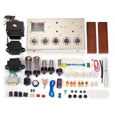 TUBO VALVOLA 6P3P HIFI AMPLIFICATORE CLASSE a casa un amplificatore di potenza audio stereo kit fai da te 7W+7W