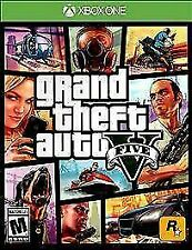 Grand Theft Auto V - Premium Edition (Xbox One, 2014)