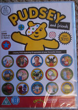 BBC Children In Need - Pudsey & Friends [DVD], 5012106939264  NEW & SEALED