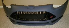 FIT 2012 2013 2014 13 14 FORD FOCUS ST FRONT BUMPER COVER GRILL GRILLE