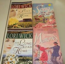 A Place Called Home -4 Book Historical Christian Series by Lori Wick - Paperback