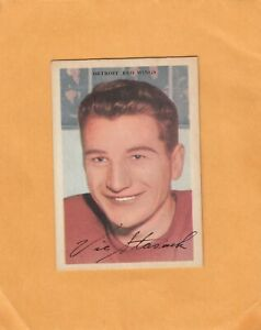 1953-54 PARKHURST VIC STASIUK NO:39  Ex MINT COND   see scan