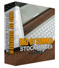 End Of Summer Stock Images - Vol 1 (584 Images)