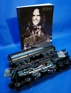 Neil Young Collection 2010 Lionel 11209 Hudson 5344 Loco + Tender, Lot 352