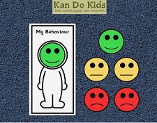 My Behaviour - Vencro Backed - Autism / Behaviour / Speech and Language / ADHD
