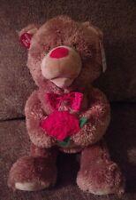 "CUDDLE BARN Beary Smooth Plush  Stuffed Animal Bear Singing ""Let's Get it on"""