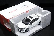 Diecast Car Model Citroen All New C4L 1:18 (White) + GIFT!!!