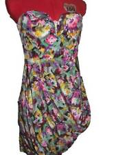 Paisley Dry-clean Only Wrap Dresses