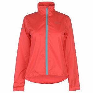 Muddyfox Womens Cycling Jacket Ladies Chest Pocket Block Colours Clothing