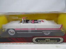 1:18 Road Signature #92618 Packard Caribbean White/Pink/Black - Rarity §