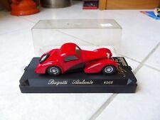 Bugatti Atalante 4088 rouge Age d'or Solido 1/43 Miniature