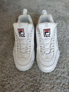 FILA Disruptor Low Sneaker für Damen - Weiß, EU 38