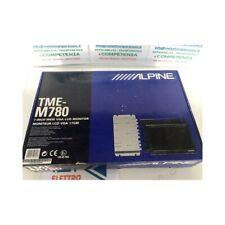 ALPINE TME - M750 Mobile Color Monitor Unit LCD
