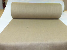 NATURAL HESSIAN JUTE BURLAP FABRIC ideal for Weddings, Upholstery, Gardening etc