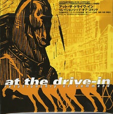 AT THE DRIVE-IN-RELATIONSHIP OF COMMAND-JAPAN MINI LP CD G35