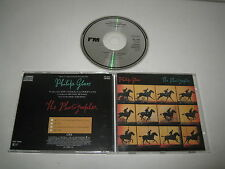 PHILIP GLASS/THE PHOTOGRAPHER(FM/MK 73684)JAPAN CD ALBUM
