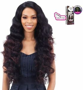 FREETRESS EQUAL INVISIBLE L PART LONG CURLY HAIR WIG LETTY