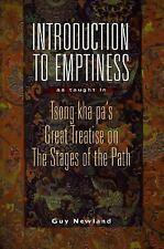 Introduction to Emptiness: As Taught in Tsong-kha-pa's Great Treatise on the