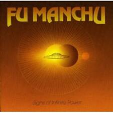 Fu Manchu - Signs of Infinite Power CD NEU OVP