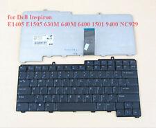 New Genuine Keyboard for Dell Inspiron E1405 E1505 630M640M 6400 1501 9400 NC929