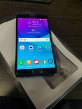 Samsung Galaxy Note 4 32GB Black Unlocked 100%,AT&T,Bell,Chatr,Telus....