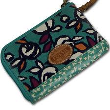 Fossil Geldbörse Key-per Wristlet Geldbeutel Damenbörse Handgelenktasche Wallet