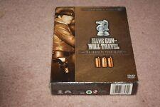 Have Gun Will Travel - The Complete Third Season (DVD, 2006, 7-Disc Set) *New*