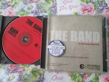The Band: A Musical History - Selections From The Box Set Capitol Promo CD Album