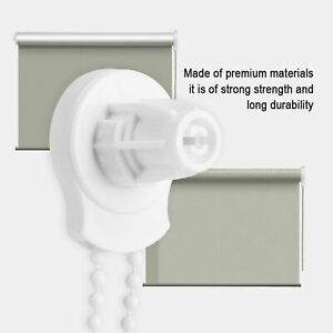25mm Roller Blind Bracket  Fitting Parts for Home Office Window Treatments