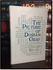 The Picture of Dorian Gray by Oscar Wilde New Textured Leather Feel Collectible