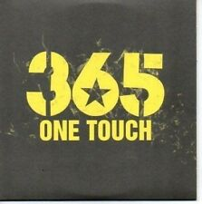 (AS509) 365, One Touch - DJ CD