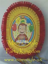Curiors George Pinata Birthday party supply