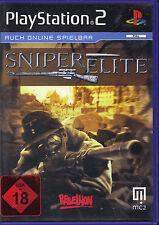 Sniper Elite ( PlayStation2 ) ohne Beschreibung
