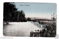Trieste 1920s Vintage Postcard S. Andrea Italy