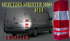 Mercedes Sprinter Rear Back Tail Light Lamp Lens Right Driver Side O/S 2006 On