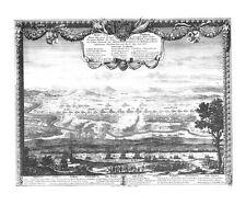Antique map, Acies Seu Phalanx …