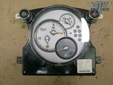 02-08 MINI COOPER R50 R53 R52 INSTRUMENT CLUSTER CHRONO PACKAGE 6737941 OEM