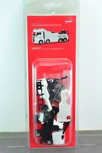 Herpa 013574 MAN TGX XLX Wrecker - Tow Truck MINI KIT 1:87 HO Scale