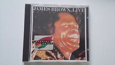 James Brown Hot on the one (live, 1980)  CD