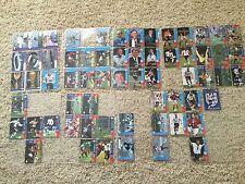 FA 63 football cards Pro Select collectors sheets UPPER DECK ENGLAND 1997