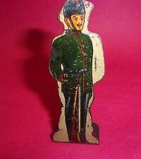 Vintage MARX Tin KINGS ROYAL RIFLE CORP Soldier No. 10