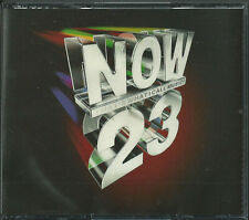 NOW 23 NOW THAT'S WHAT I CALL MUSIC! 23 1992 UK 2XCD FATBOX ABBA ENYA ROXETTE