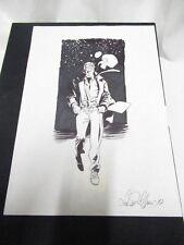 MARTIN MYSTERE ORIGINAL ART LUCIO FILIPPUCCI 1997 cm21,00 x 29,80cm No Magnus !!