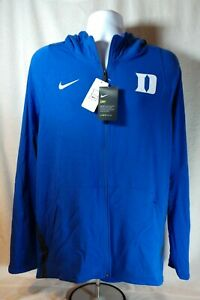 Nike College Duke Dri-Fit Blue Jacket New with tags Men's size Large